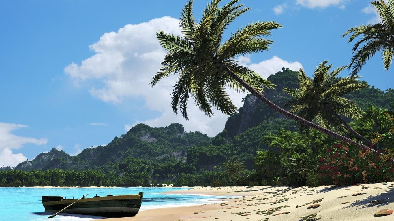 Отпуск зимой на Доминиканских островах