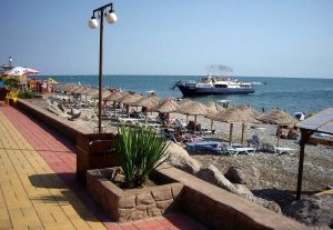 Пляж Дельфин