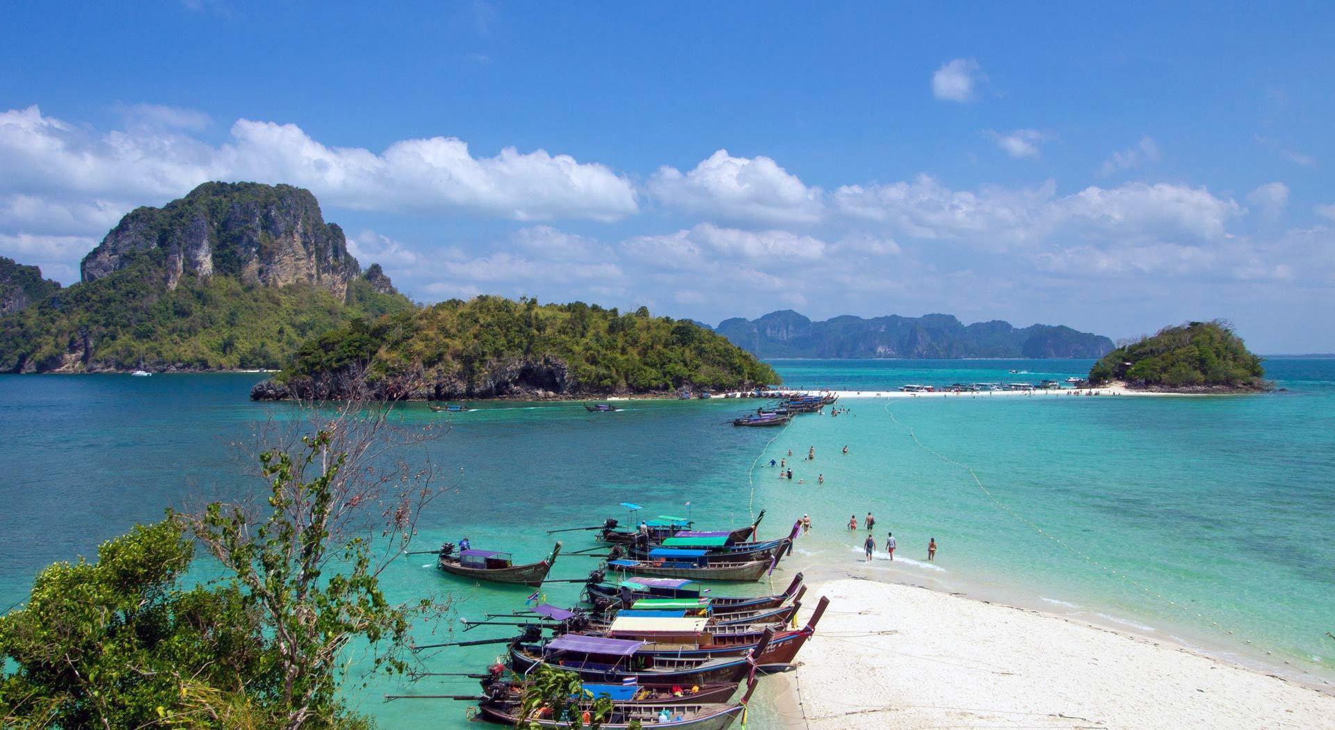 Зима в Тайланде отпуск