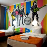 Номер в ays hotel design beatles