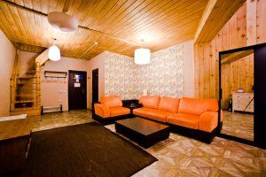 Двухэтажный люкс AYS CLUB