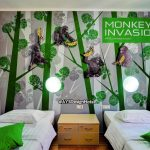 Номер в ays hotel design monkey invasion