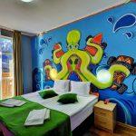 Номер в ays hotel design octopus